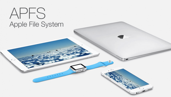 Apple File System (APFS)
