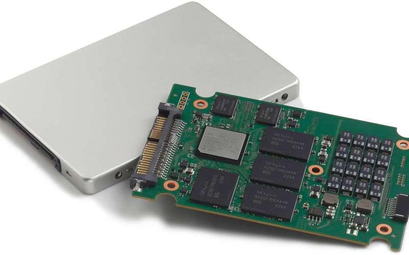 SK Hynix SSD diskovi - 72-slojni 3D NAND