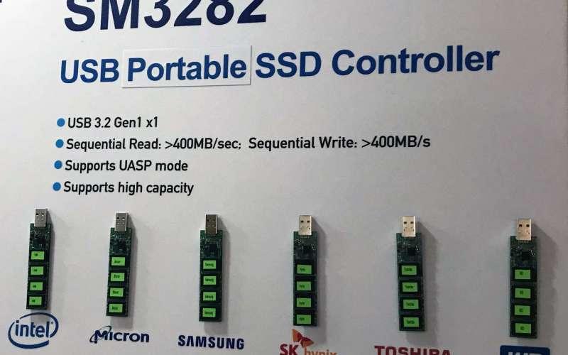 USB stick kao SSD?