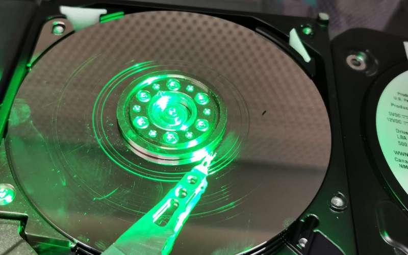 Spašavanje podataka sa hard diska u kućnoj radinosti?
